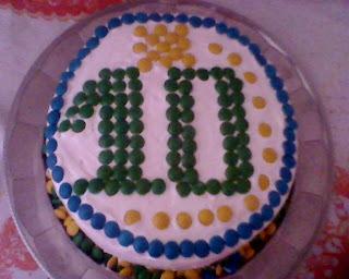 fotos de bolo de aniversario decorado