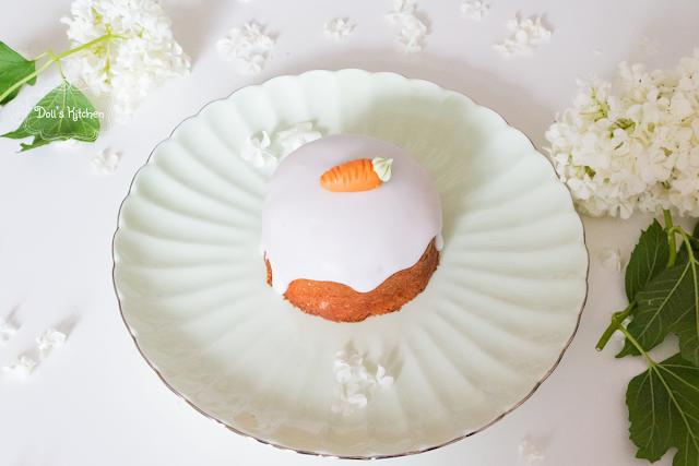 Rüblitorte (Torta suiza de zanahorias)