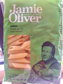 Jamie Oliver's Pasta with a double sauce