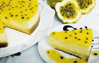 recheio de mousse de maracuja tang para bolo