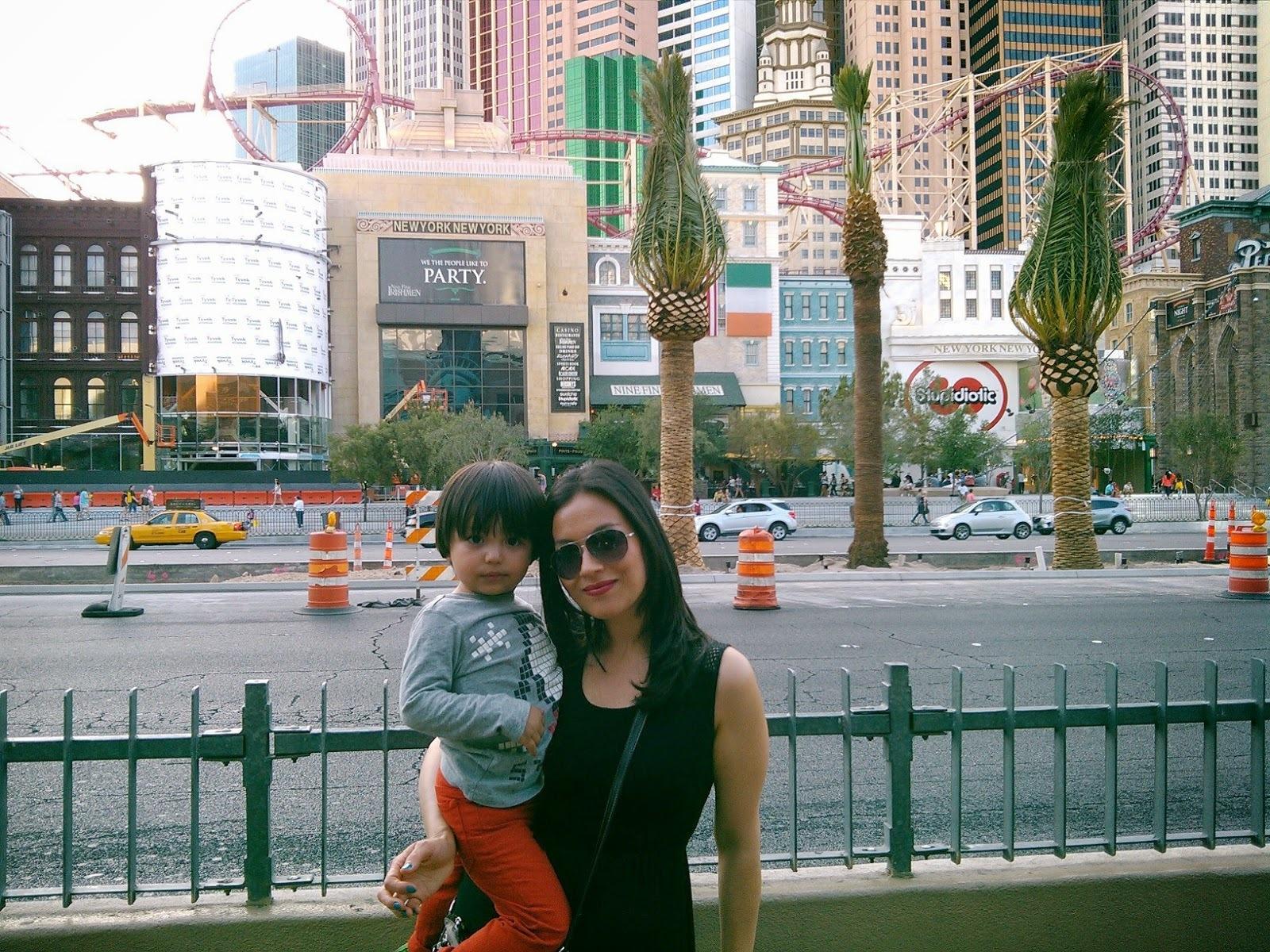 Recorrido Dulce en Las Vegas (Parte 1)