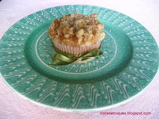 Muffin de damasco