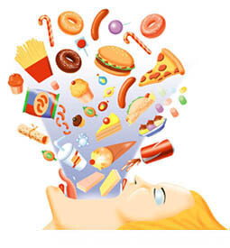 Alimentos ultraprocessados - Risco a comodidade