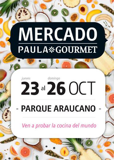 Ya llega! Mercado Paula Gourmet 2014