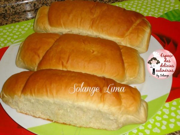 Pão caseiro fofinho