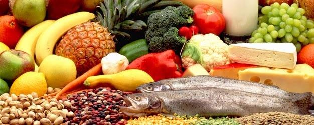 Dez passos para uma alimentação saudável