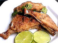 como preparar peixe porquinho