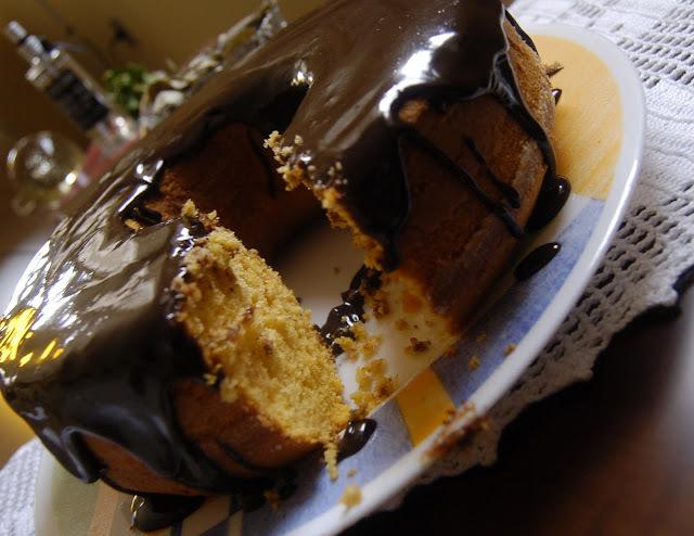 Hoje é dia de bolo