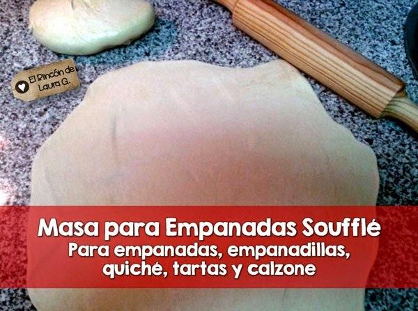 Receta de Masa para Empanadas y Calzone