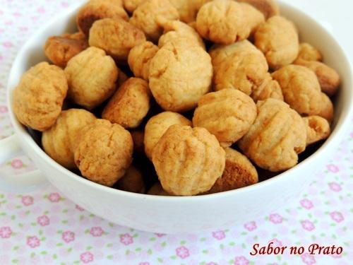 Biscoito Amanteigado Fácil - Receita em Vídeo