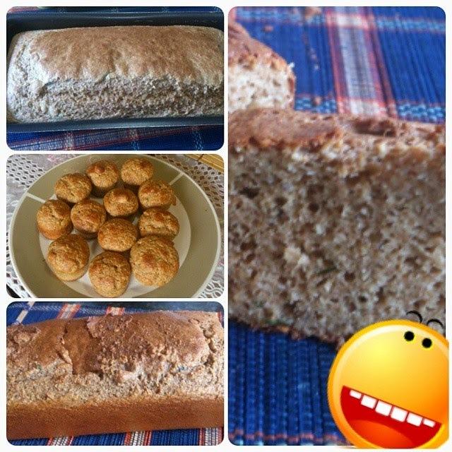 Pão Preto para quem não quer engordar