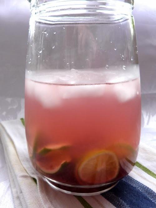para el calor del verano | pink limeade