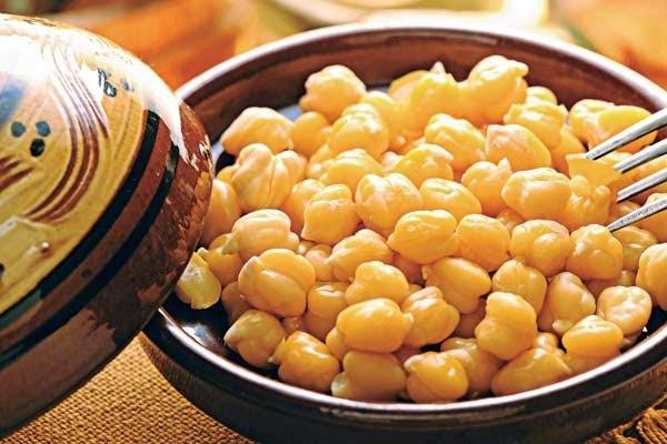 legumes salteados com caju