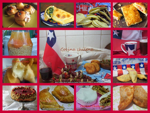 FIESTAS PATRIAS CHILE