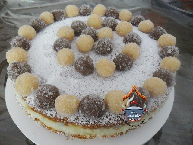 BOLO NAKED CAKE MESCLADO