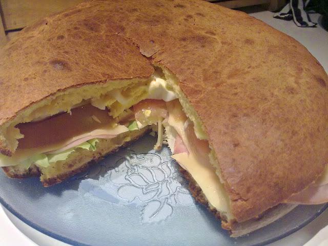 empanadas de calabaza y queso