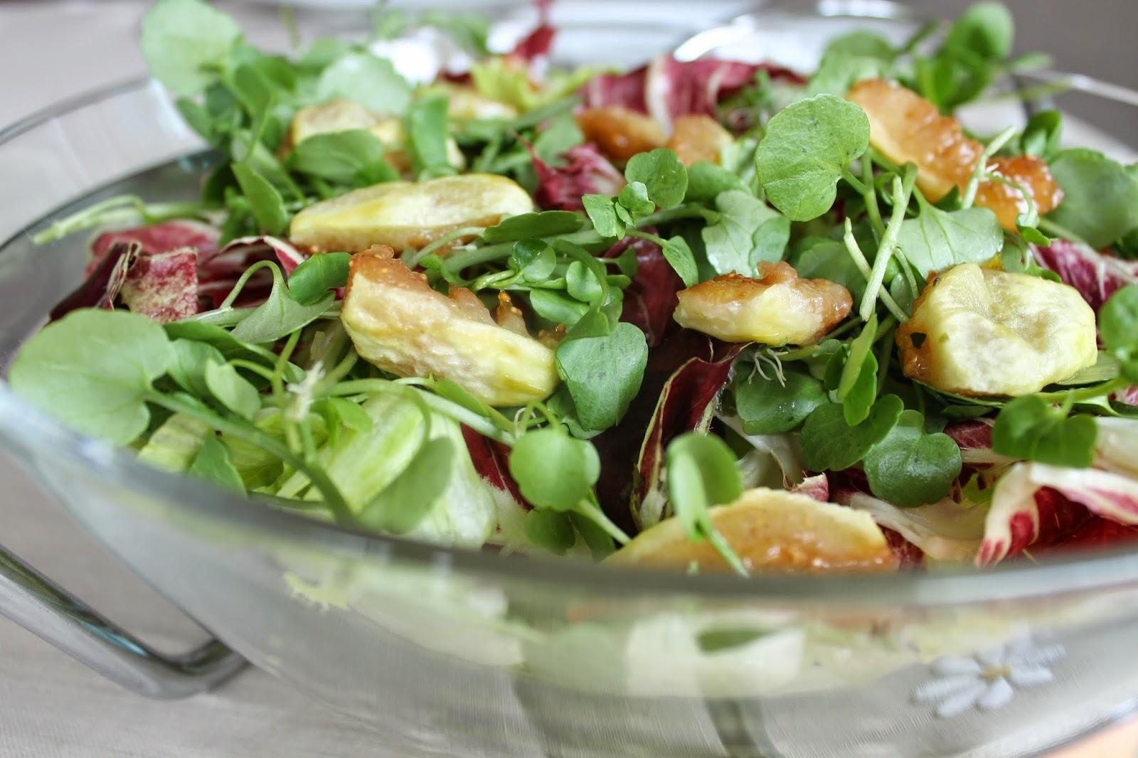 Salada Especial Para As Festas