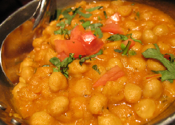 CHOLLEY / CHANA MASALA