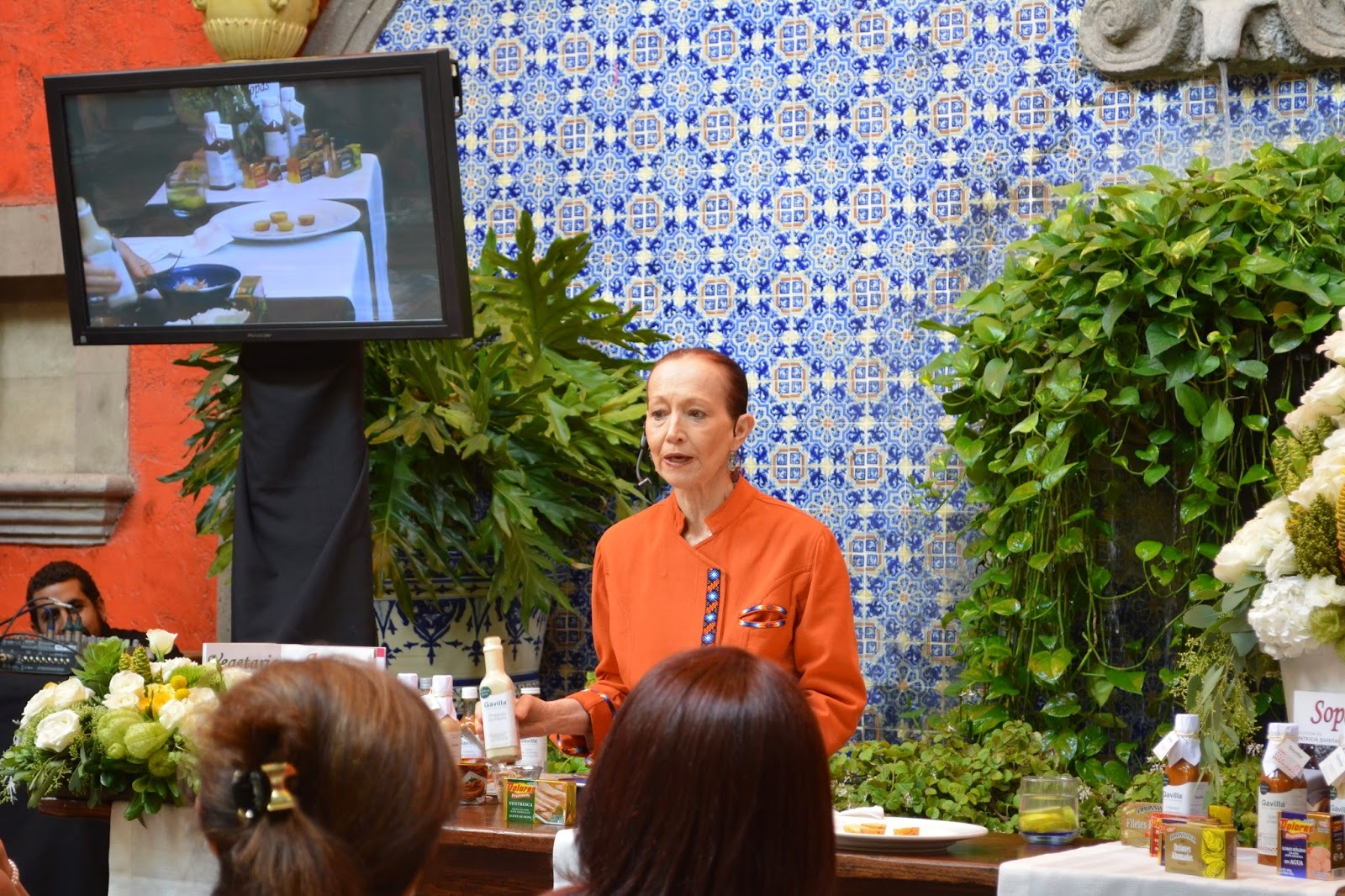 Reseña del Evento Compartiendo Tradiciones con la Chef Patricia Quintana