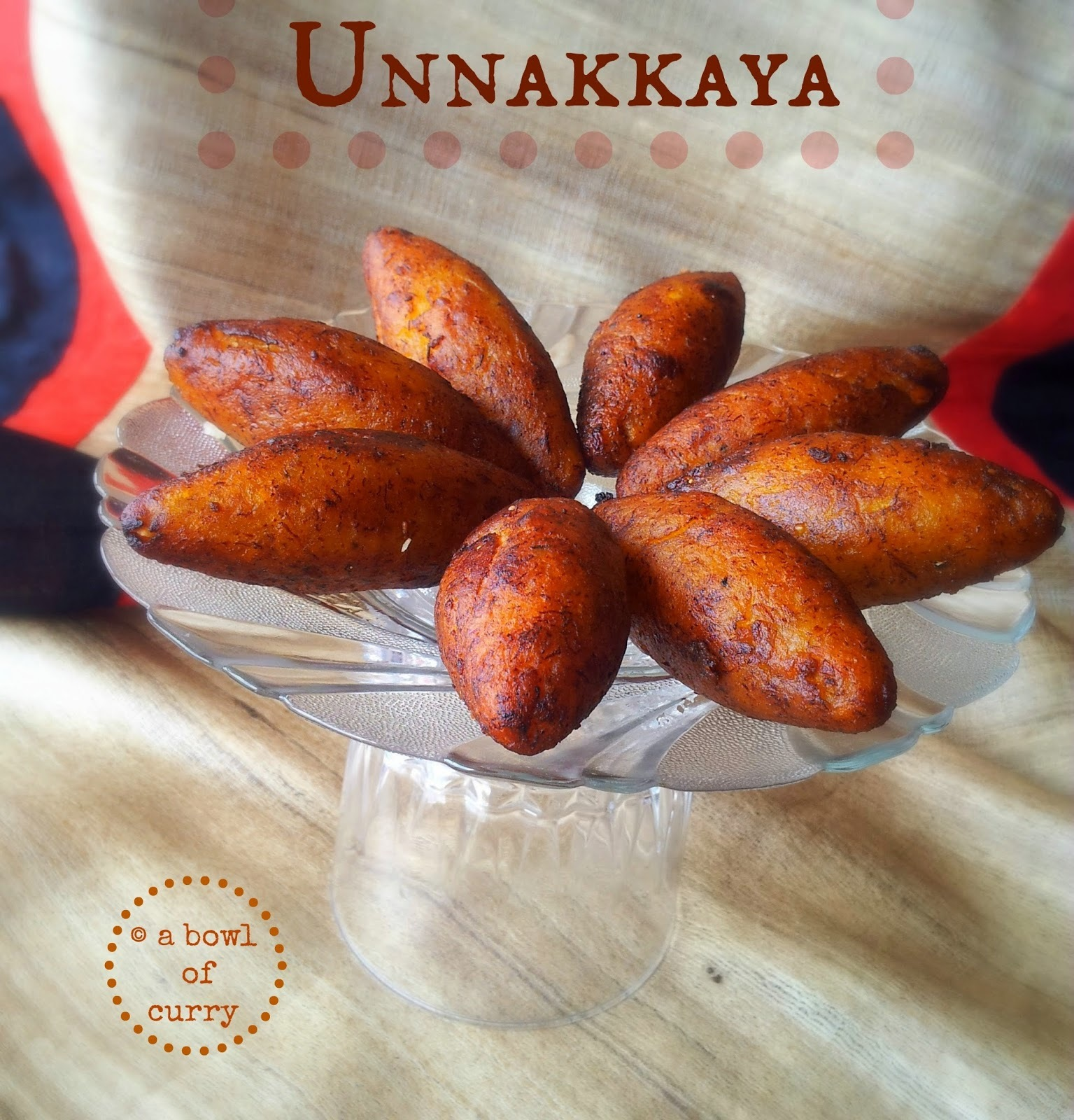Unnakkaya - A Malabar Ramadan Snack and My 150th post
