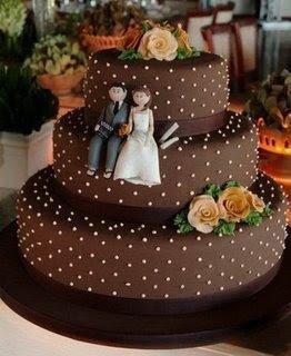 Cobertura de bolo com Massa Elástica de Chocolate ou Pasta Americana de chocolate