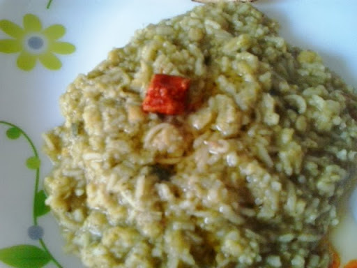 Palak Khichdi |healthy Spinach Khichdi