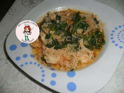 arroz brocolis peito de frango é bom comer