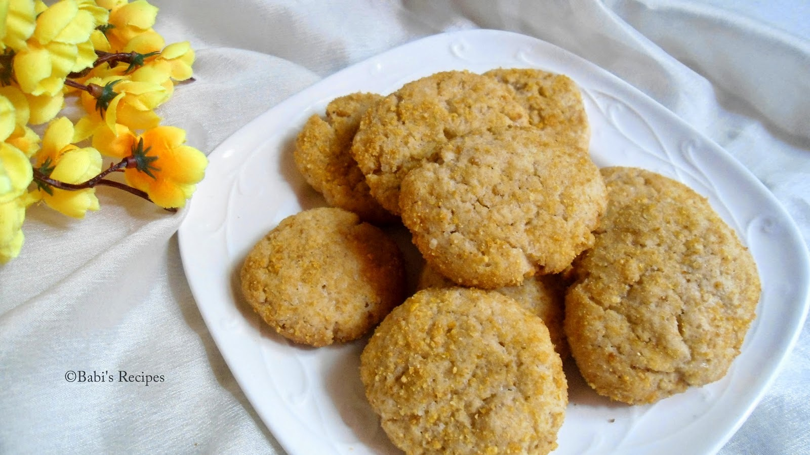 Eggless Cornflakes Cookies | Cookies Recipe