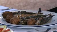 Sardinha Assada com Batatas