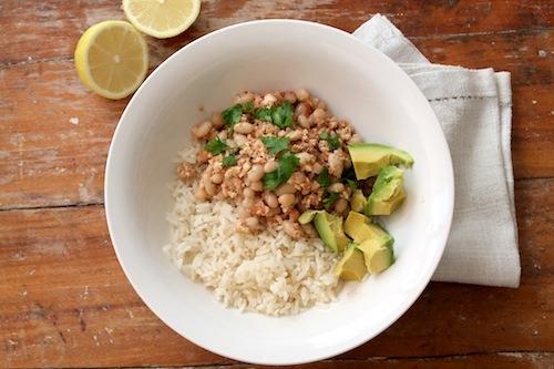 almuerzo rapido y facil chile