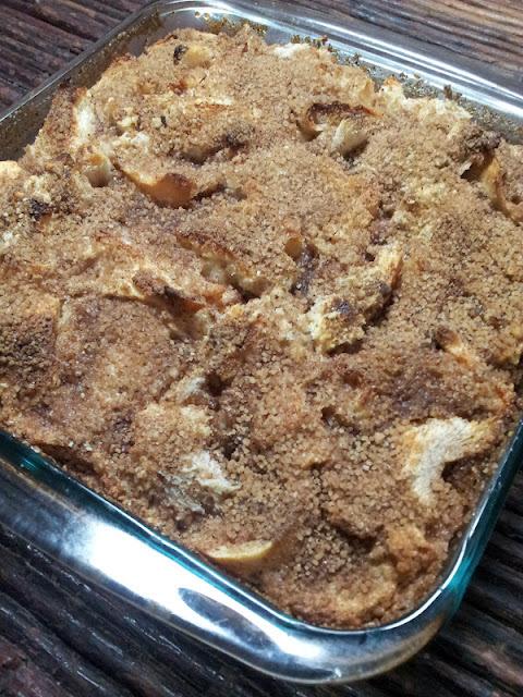 "Torta rabanada do ""Panelaterapia"""