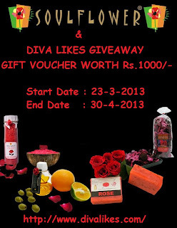 Giveaway@Divalikes