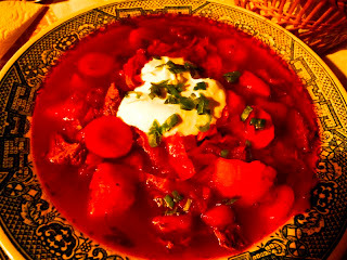 Sopa Borscht