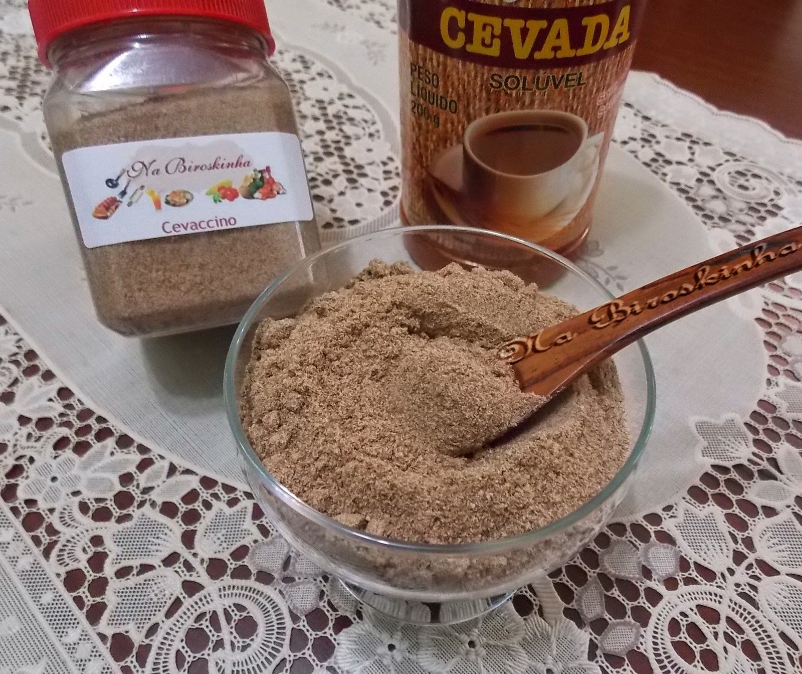 Cevaccino - Capuccino de Cevada