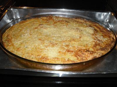 sufle de peixe com batata