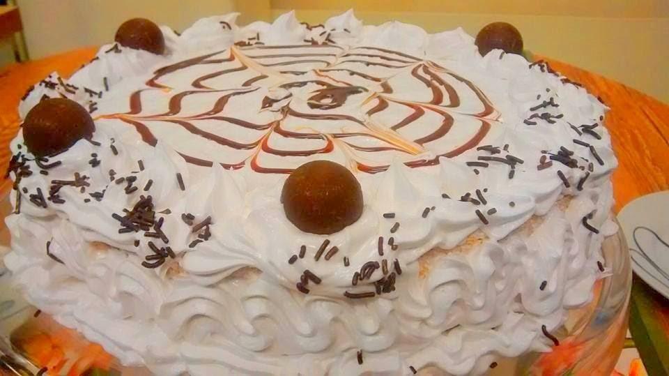 bolo para confeitaria com emulsificante para sorvete