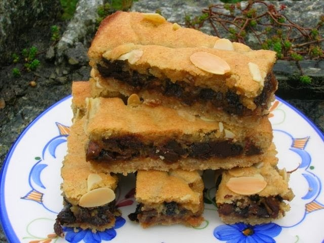 Almond Mincemeat Slices and a Giveaway
