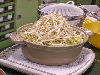 como preparar alho poro para salada