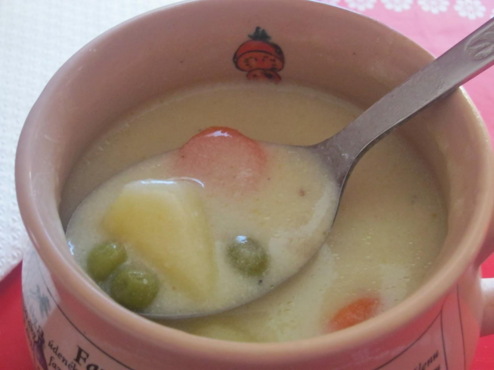 zemiakova polievka na kyslo