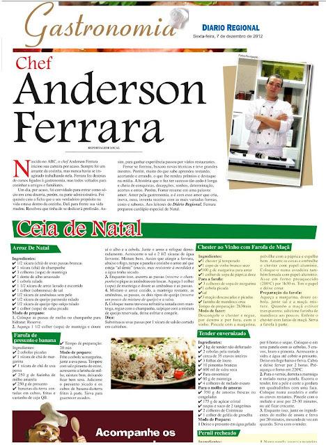 Destaque no Jornal Diario Regional