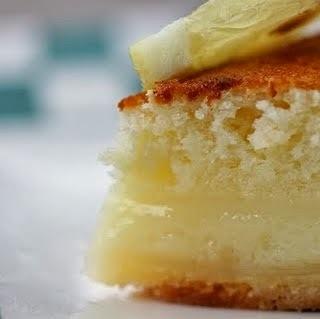 Lemon Cake-Pie