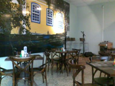 Casa Açoriana: frutos do mar e choperia no Via Catarina