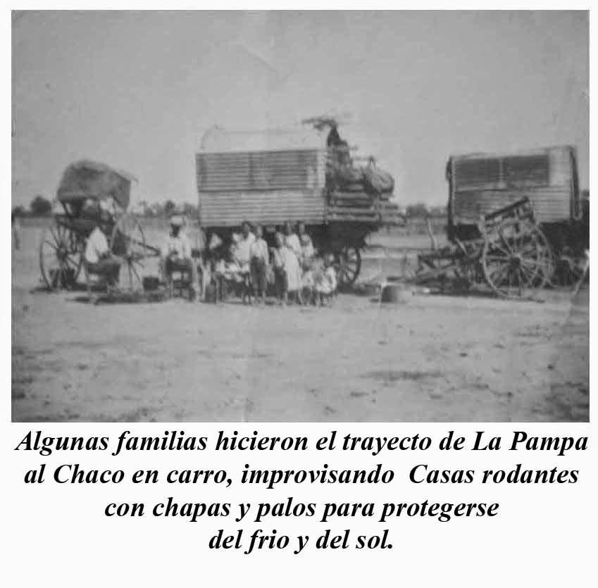 Los Alemanes del Volga en Juan José Castelli, Chaco