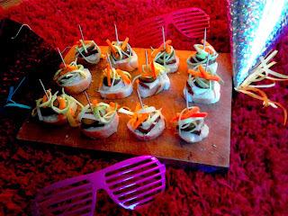 VEGANSKÝ SILVESTR - tipy na zdravé rychlé a etické párty občerstvení