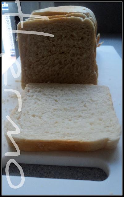 Pan de molde Victorian milk bread