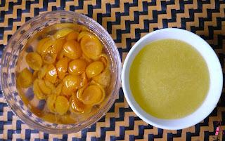 Dulce de quinotos