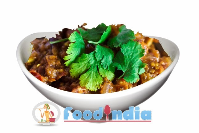 brinjal potato curry gujarati style