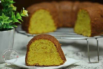 Durian Butter Cake