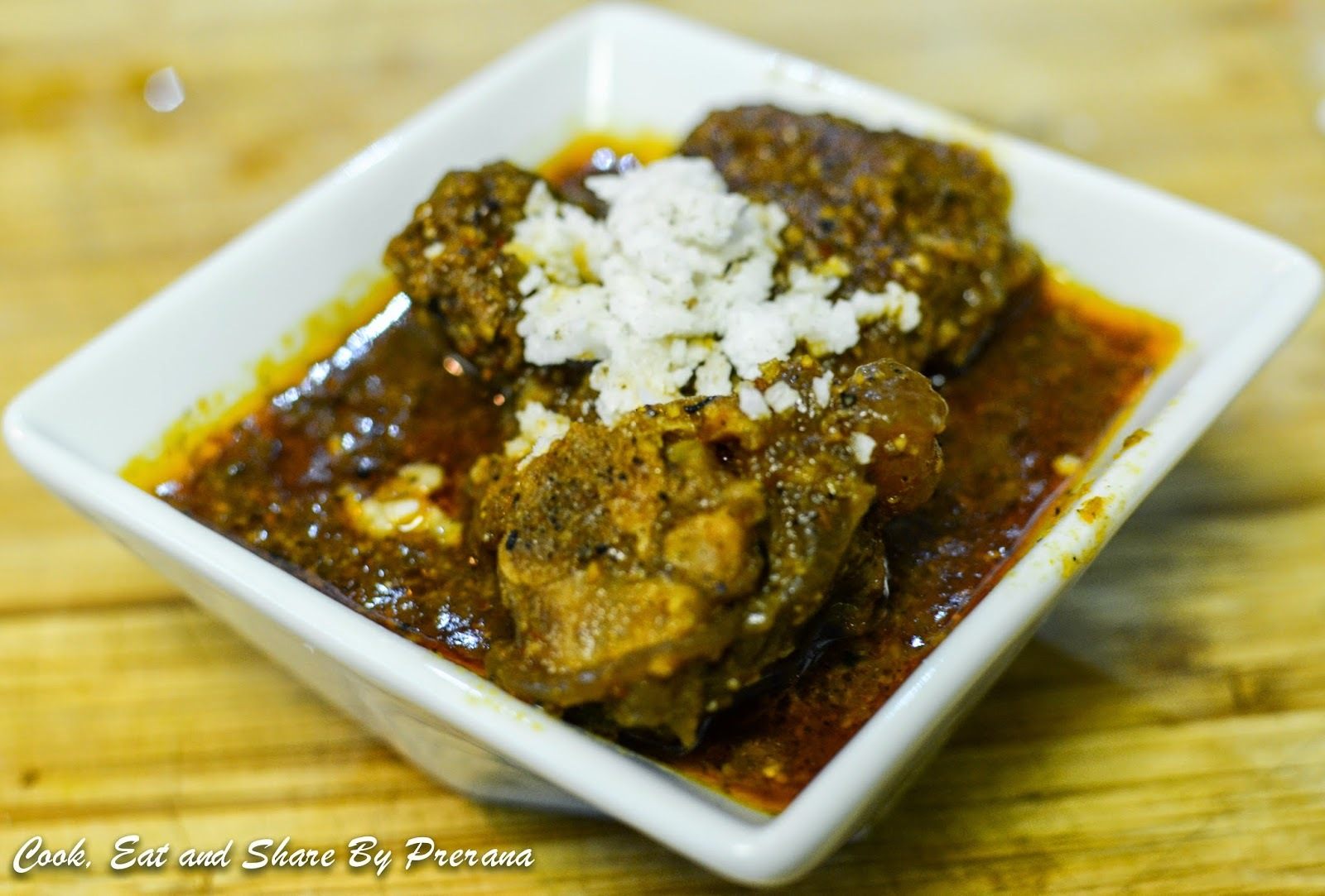 Mangalore Mutton Curry