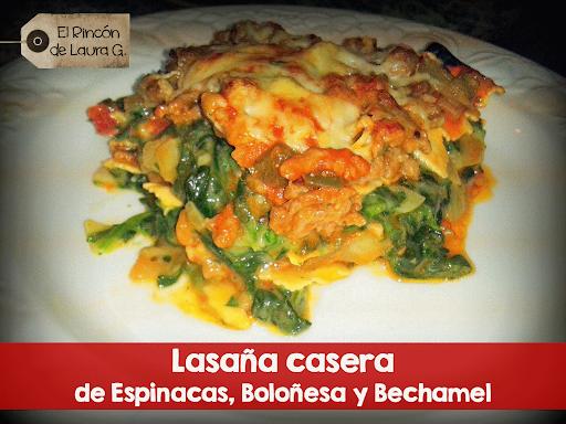 rellenos para lasagna